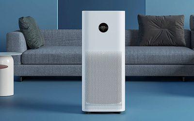 Xiaomi Mi Air Purifier Pro für 158€: Luftreiniger für Räume von bis zu 60 m²