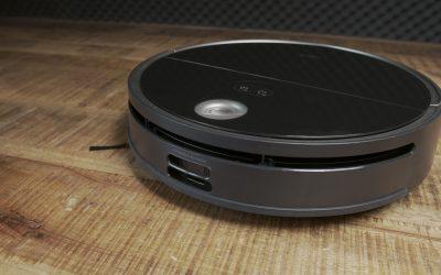 360 S10 Saugroboter für 405,99€ (Bestpreis!) im Test: 3D-Karte & 8,5 cm flach