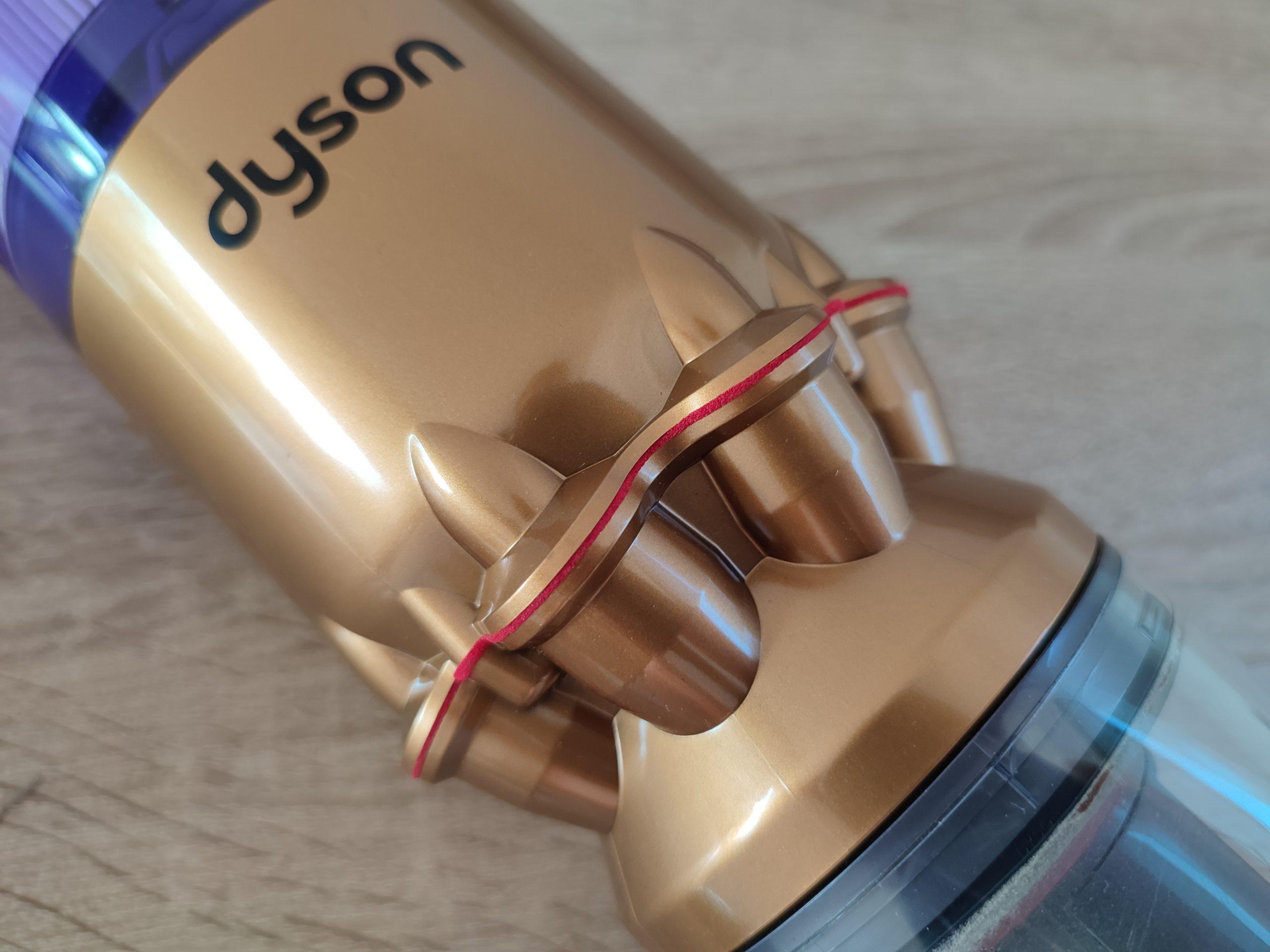 Dyson Omni-Glide Akkusauger Design Hauptelement