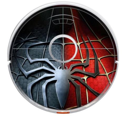 Roborock S7 Saugroboter Sticker Spiderman
