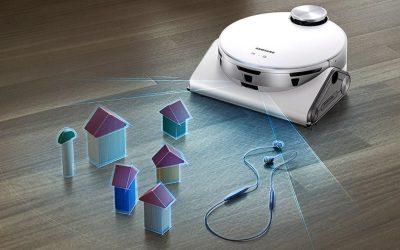 Samsung JetBot 95 AI+ für 1.500€: AI-Objekterkennung, 3D-Sensor, LDS & Absaugstation
