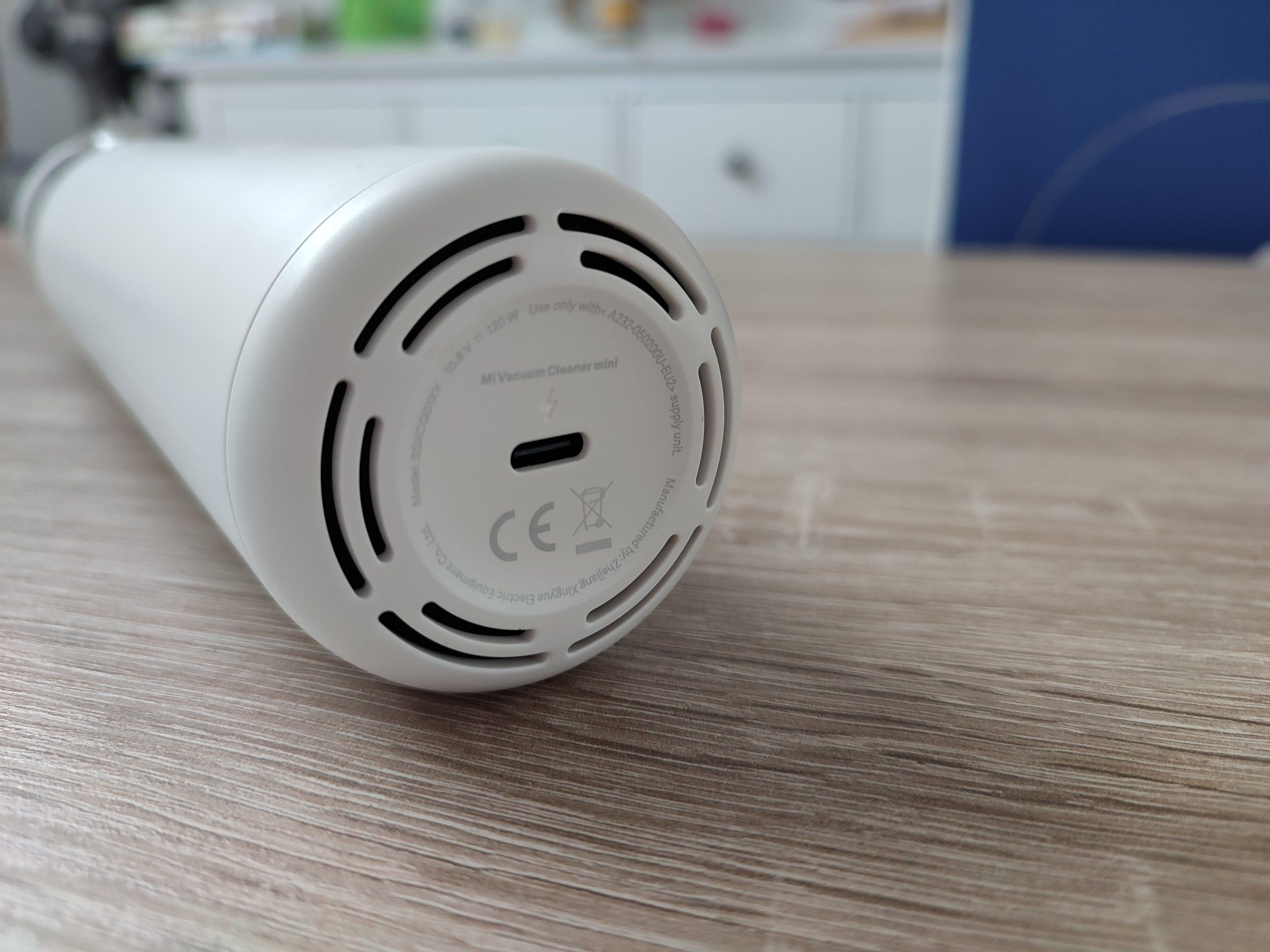 Xiaomi Mi Handsauger Mini Unterseite