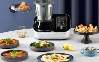 Xiaomis Thermomix-Alternative: TOKIT Omni-Cook Küchenmaschine
