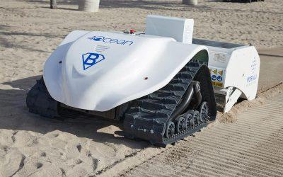 BeBot Strandreinigungsroboter befreit Strände von Müll und Plastik | NachhalTech #1