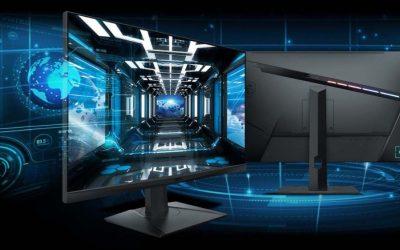 MSI Optix MAG321QR: Gaming-Monitor mit 31,5″, WQHD-Auflösung und 165 Hz