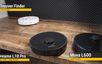 Mova L600 (baugleich zu Dreame D9 Max) für 200€ bei Amazon: High-End-Saugroboter im Test