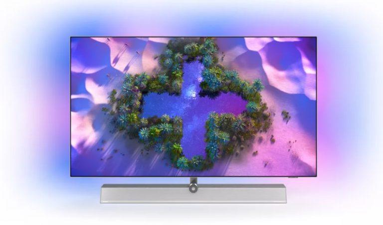 Philips OLED 936 TV Titelbild