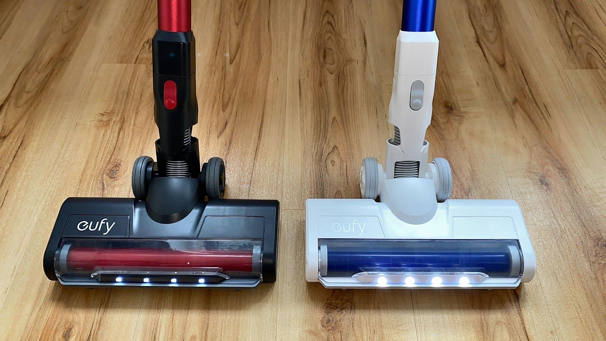 Sind LED-Leuchten am Akkusauger sinnvoll