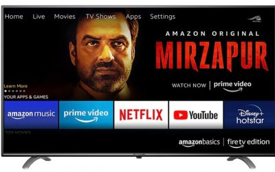Bringt Amazon den ersten eigenen Fernseher auf den Markt?