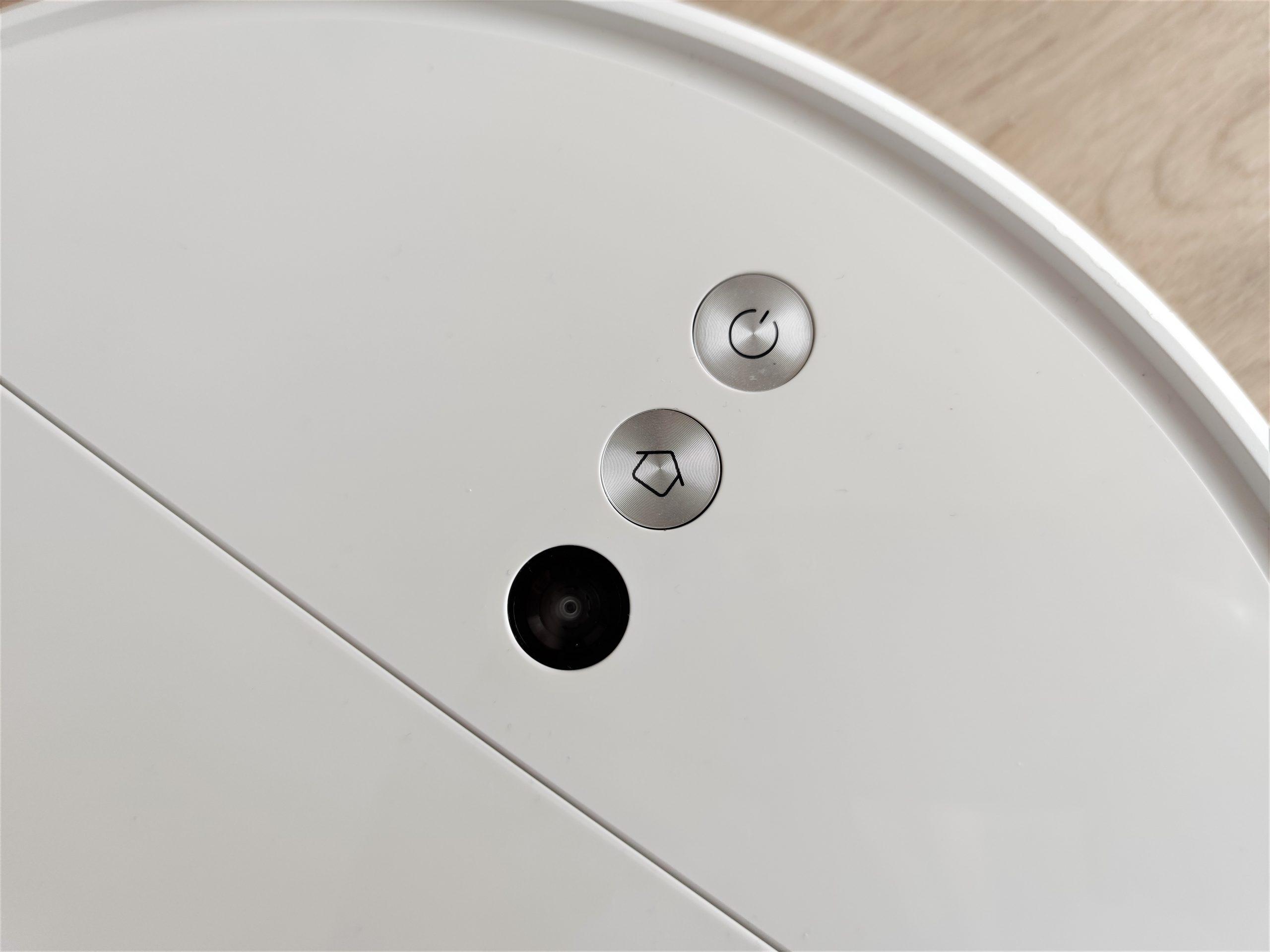 Dreame F9 Saugroboter Design Oberseite