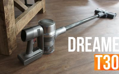 Dreame T30 vs. Dreame V12 Display-Akkusauger jetzt beide günstiger | Vergleichstest