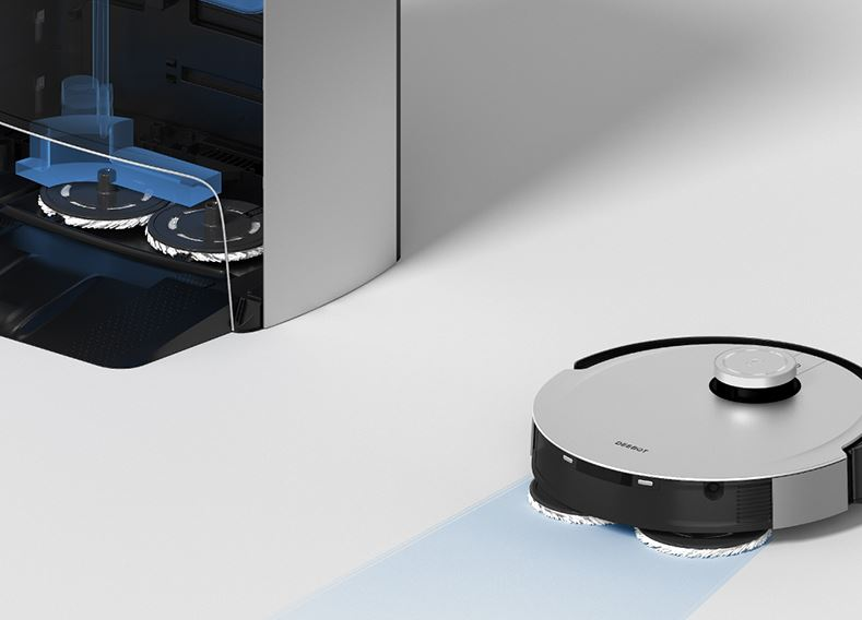 Ecovacs Deebot X1 Omni Saugroboter Design