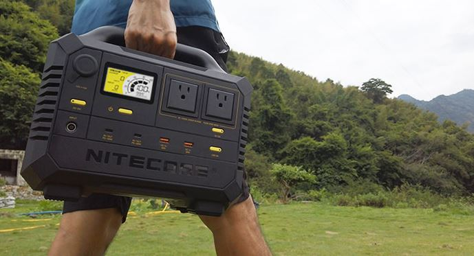 Nitecore NES1200 portable Power Station