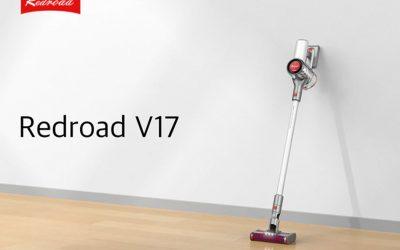 RedRoad V17 Akkusauger jetzt erhältlich: Upgrade zum Dyson Omni-Glide?