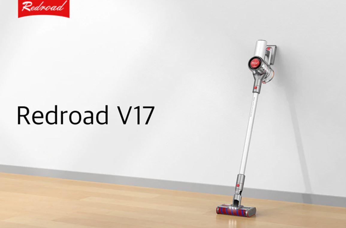 Redroad V17 Akkusauger