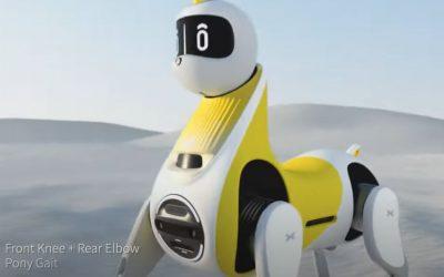 Chinesischer E-Autohersteller arbeitet an reitbarem Roboter-Einhorn für Kinder