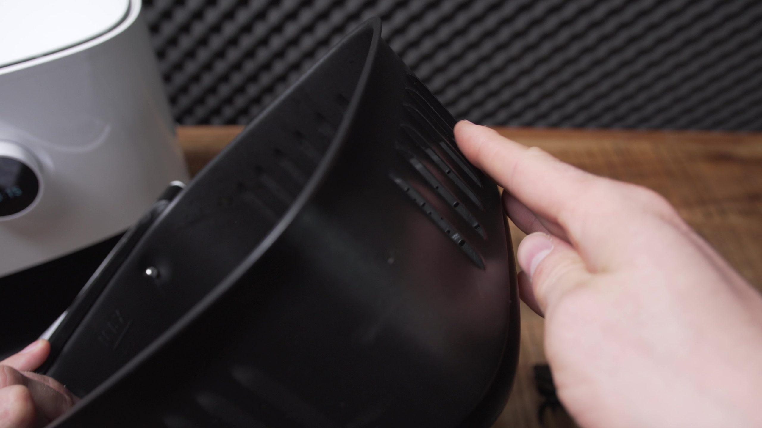Xiaomi Airfryer Heissluftfritteuse Luftumwälzung Luftschlitze