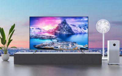 Xiaomi TV Q1E 55″: QLED-TV mit 4K, Dolby Vision und Android 10