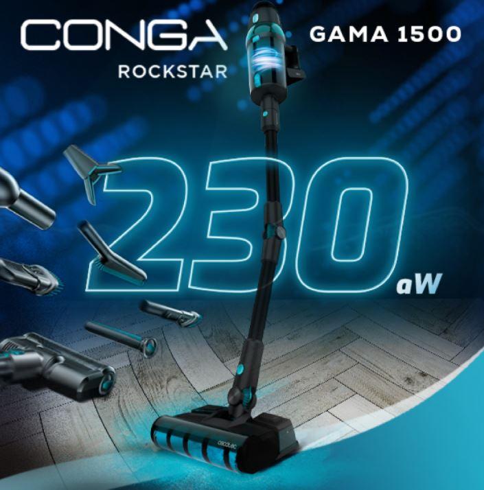 Cecotec Conga Rockstar 1500 Akkusauger Reihe