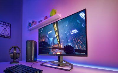 XENEON 32QHD165 für 808€: Erster Gaming-Monitor von Corsair mit 32″ QLED und 165 Hz