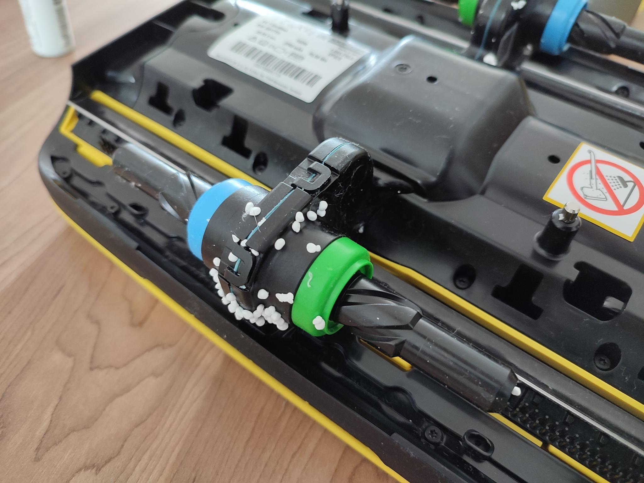 Kärcher FC7 Cordless Hartbodenreiniger Kunststoff Verpackung