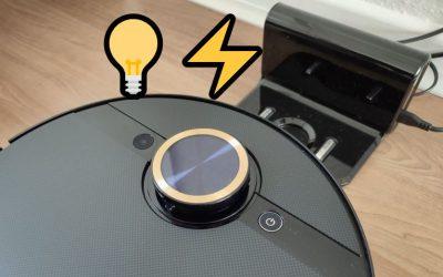 Saugroboter-Trick #16: Stromkosten beim Saugroboter sparen & den Verbrauch berechnen