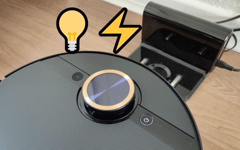 Saugroboter Stromkosten sparen Trick Stromverbrauch