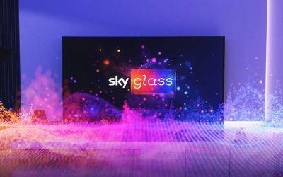 Sky Glass: Fernsehsender stellt QLED-Smart-TVs mit integriertem Soundsystem vor