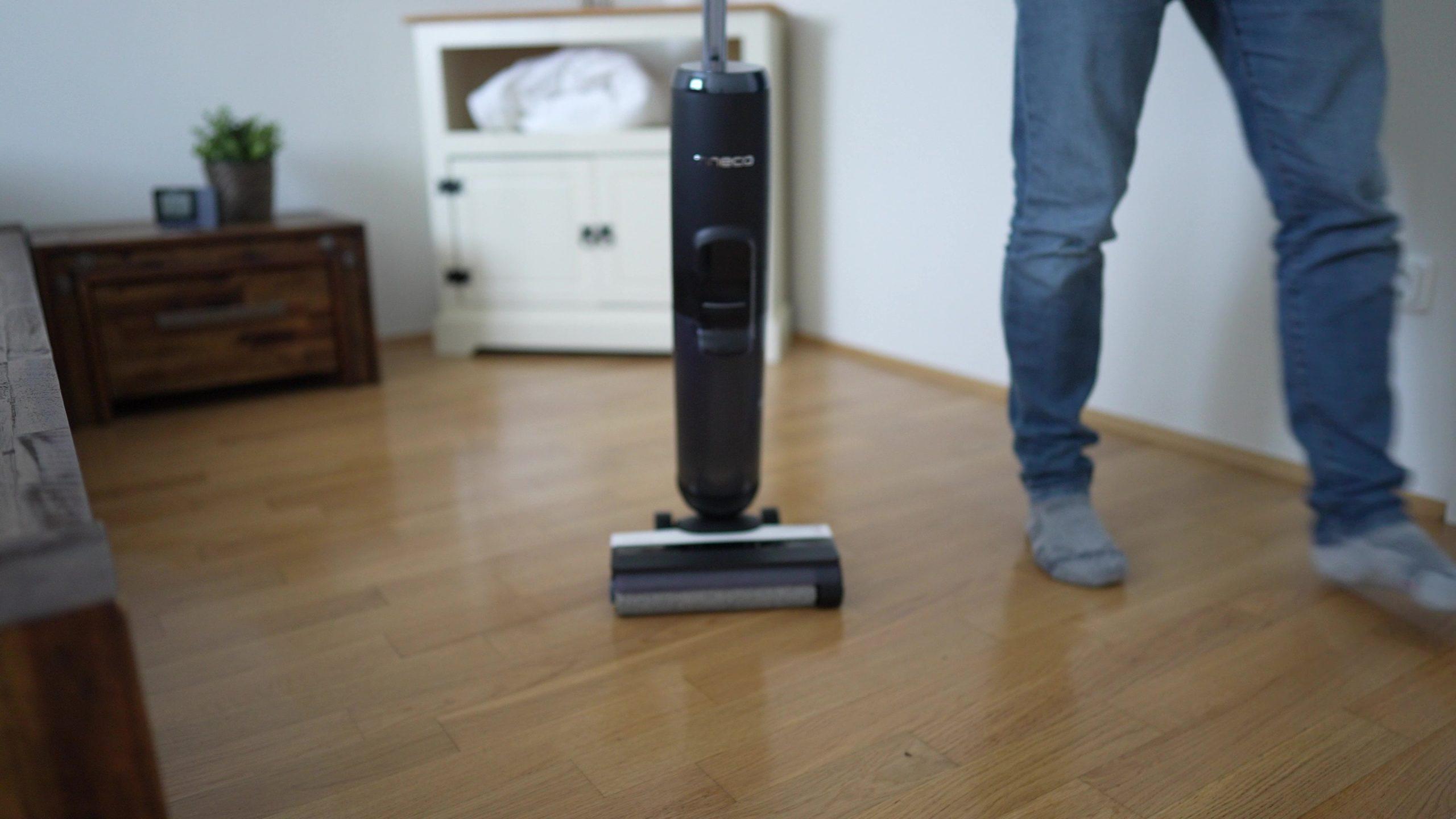 Tineco Floor One S5 Pro Wischsauger Akkusauger Freistehendfunktion