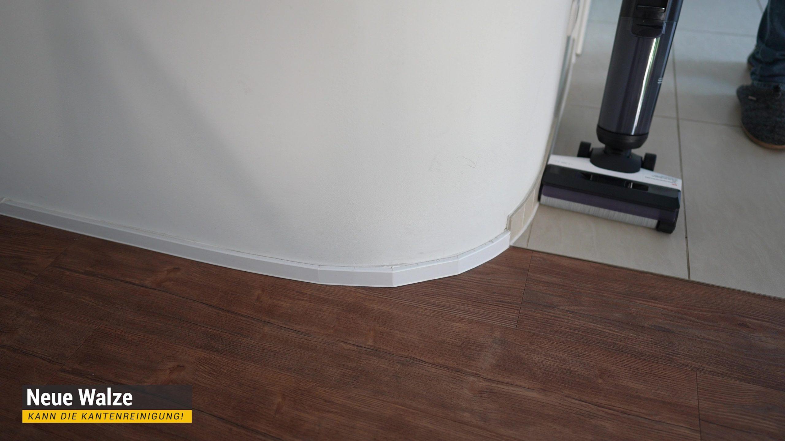 Tineco Floor One S5 Pro Wischsauger Akkusauger Kantenreinigung Funktionsweise