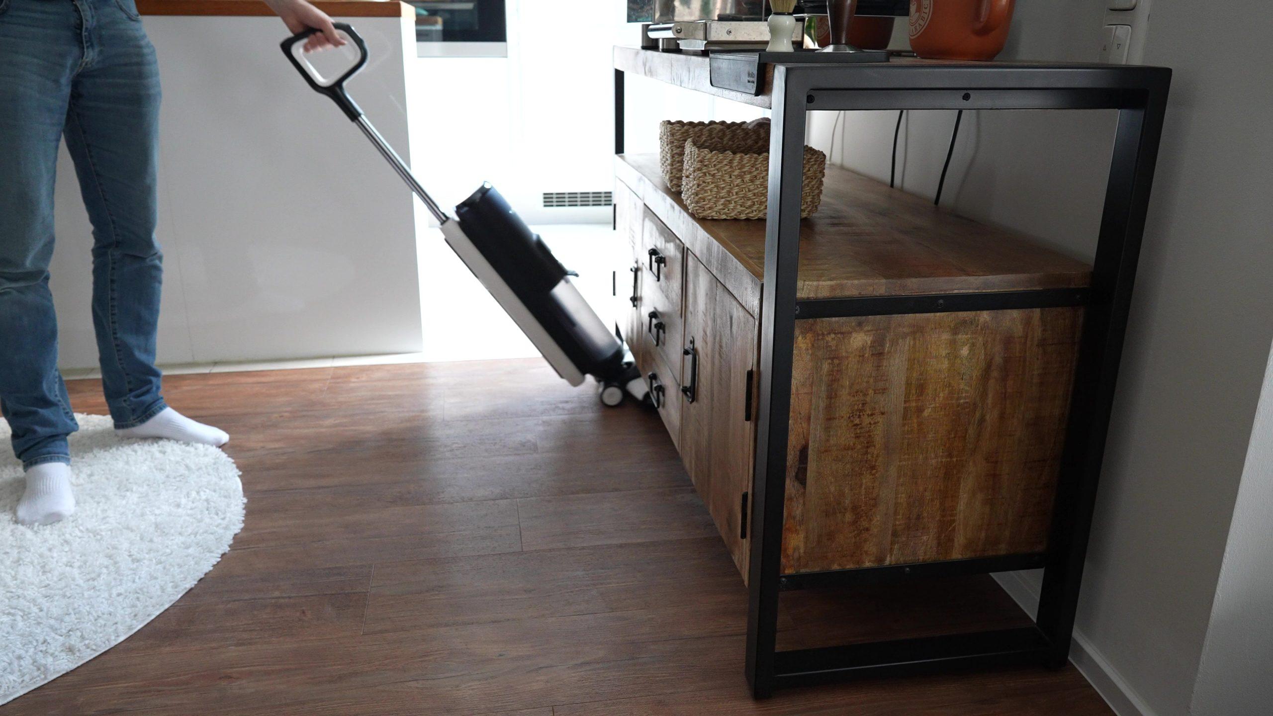 Tineco Floor One S5 Pro Wischsauger Akkusauger Reinigungswinkel Schwachstelle