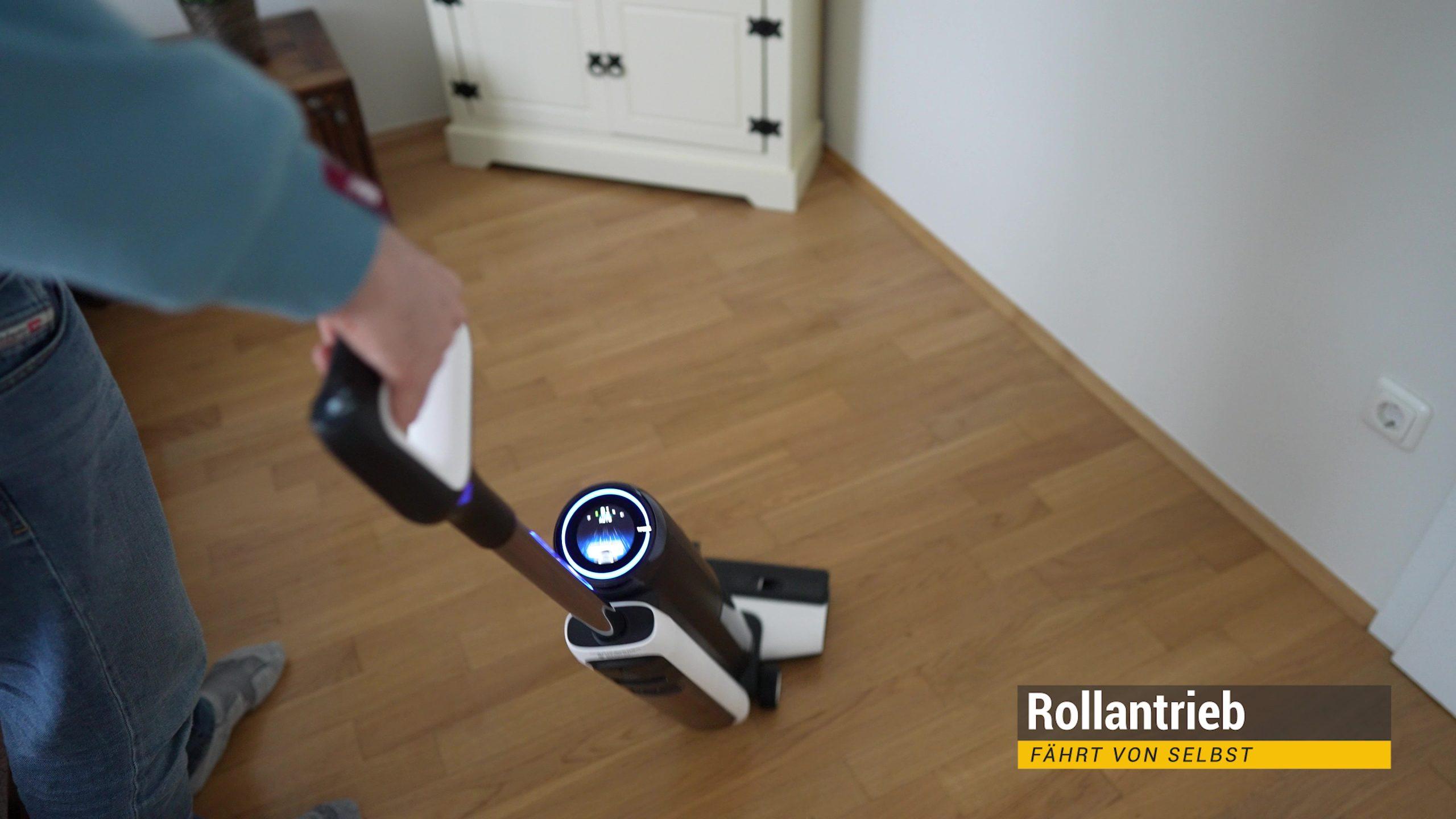 Tineco Floor One S5 Pro Wischsauger Akkusauger Rollantrieb