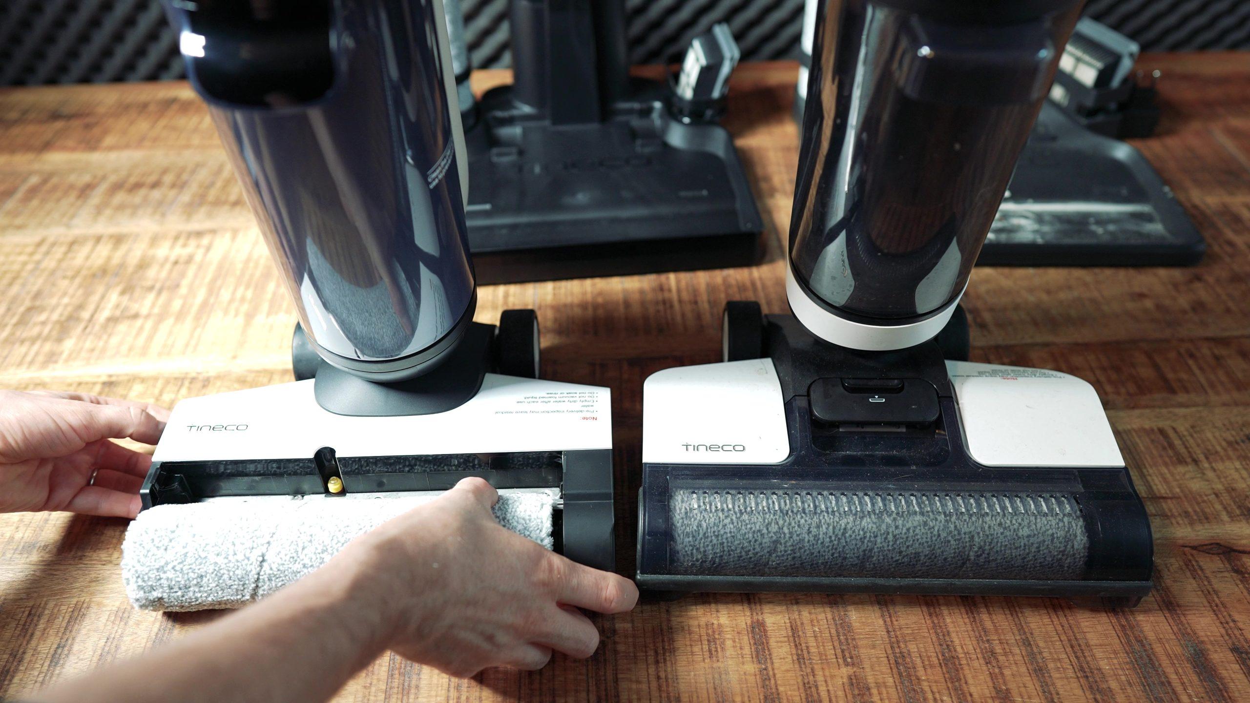 Tineco Floor One S5 Pro Wischsauger Akkusauger Vergleich Vorgängermodell Kantenreinigung